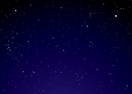 astral: Dark nights sky with bright stars ideal background