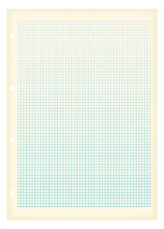 Maths inspired graph paper with small sqaures grunge effect Stock Photo - 7079146