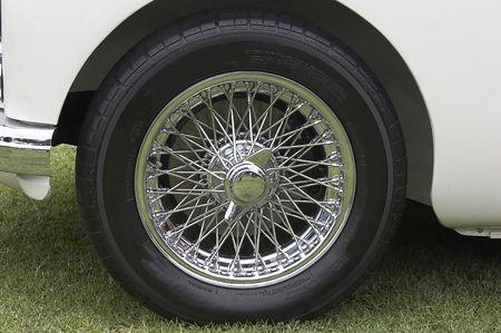 spoked: Spoked Wheel Stock Photo