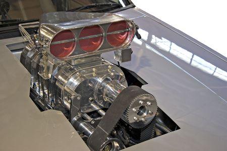 supercharger: Supercharger
