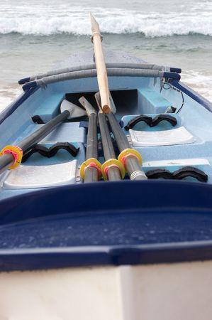 restraints: Life savers surf boat