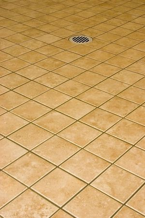 grout: Tiles Stock Photo