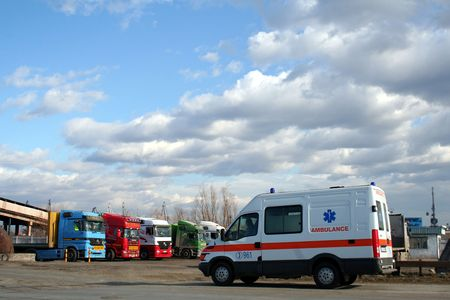 emergency vehicle: Emergency Vehicle