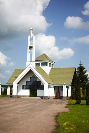 apparition: In fields of Suodziai village, near Keturnaujiena there is a chapel built on the finances of believers. It is considered to be a miraculous place.