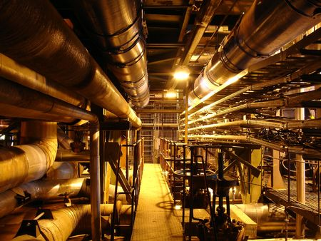 pipes and cables Stock Photo - 272663