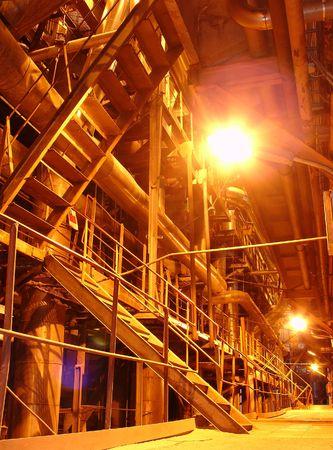 industrialized:     ladders