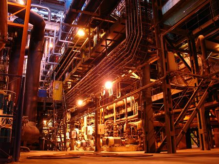 industrialized:             power
