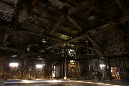 Old abandoned factory              Stock Photo - 6488067