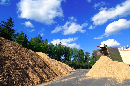 fuel storage: fuel storage at bio fuel power plant