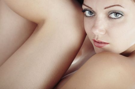 Close-up photo of the crooking naked lady Stock Photo - 5598945