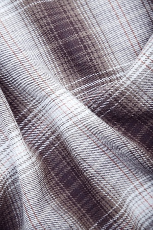 Tumbled frieze fiber. Close-up color photo photo