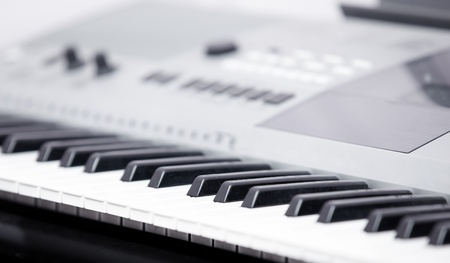 melodist: Electronic music instrument Stock Photo