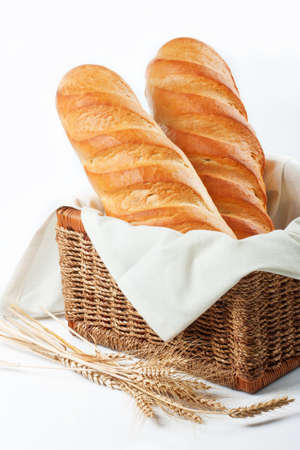 bread loaf: bread composition