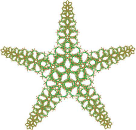 Star - Christmas ornament Stock Vector - 964350