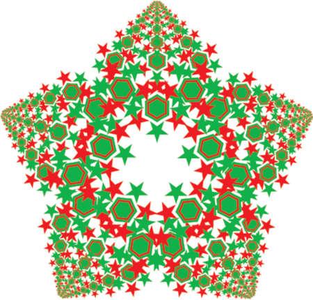 Star - Christmas ornament Stock Vector - 964351