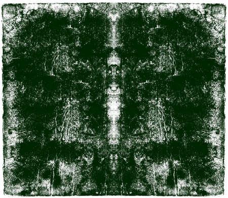 nonuniform: Dark green non-uniform background in style grunge