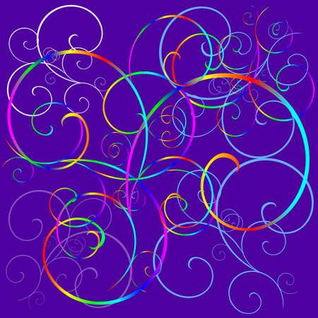 lilas: Lilas background (vector)