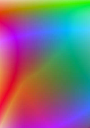 lilas:  Colorful computer-generated abstract background