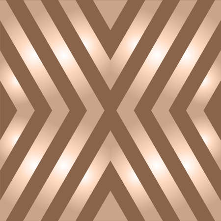 Abstract crossing striped background (vector) Vector
