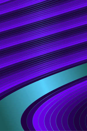 violette: Diagonal violette and blue  stripes  background Stock Photo