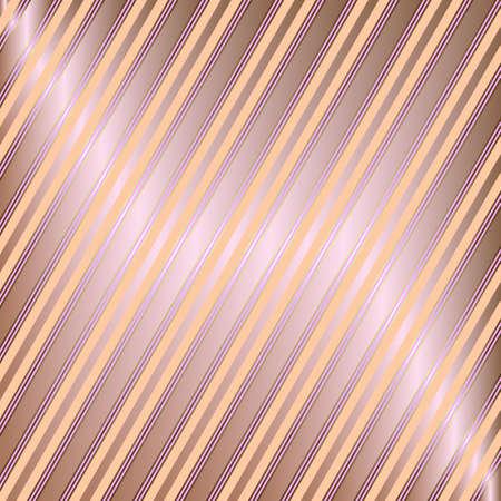 Diagonal de color rosa con rayas caf� y de fondo (vector) Foto de archivo - 4480335