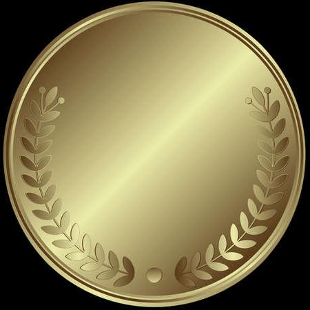 Silver medal Stock Vector - 4647532
