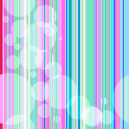 Striped seamless background with translucent spheres Stock Vector - 4710654