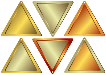 Set of counters of the triangular form Vector