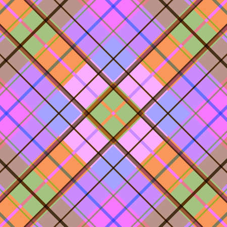 Diagonal seamless geometric background Stock Vector - 4884325