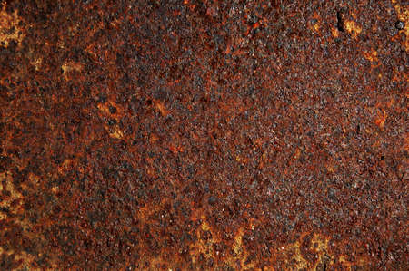 Rusty iron. Texture Stock Photo
