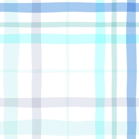 nonuniform: White-blue  seamless background in a section from rough strips Illustration