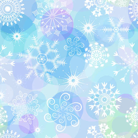 lilas: Seamless christmas pattern