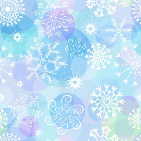 winter wallpaper: Seamless patr�n de Navidad