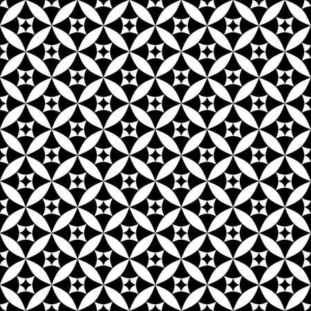 checkerboard: Black-white classical seamless pattern