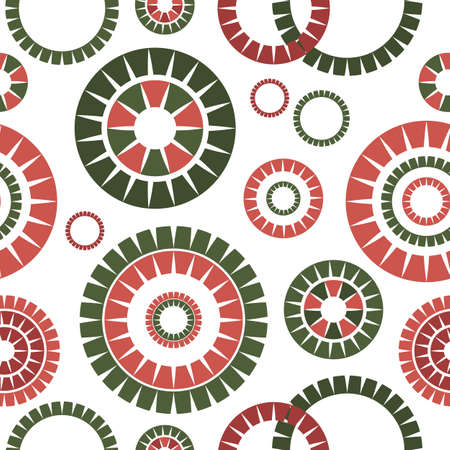Abstract seamless pattern Stock Vector - 6398557