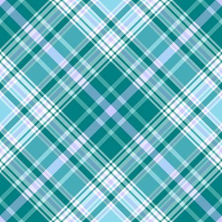 lilas: Seamless vivid blue diagonal pattern Illustration