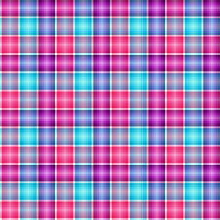 Abstract seamless tartan blue-violet  pattern Stock Vector - 6418177