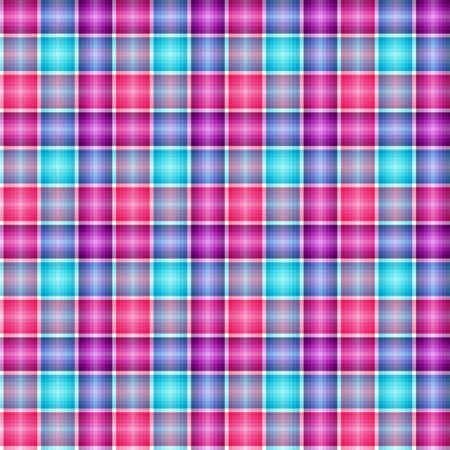 Abstract seamless tartan blue-violet  pattern Stock Vector - 6418177