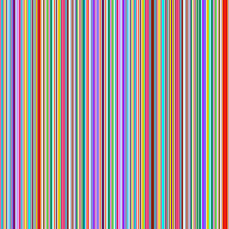 Striped seamless vintage pattern Vector