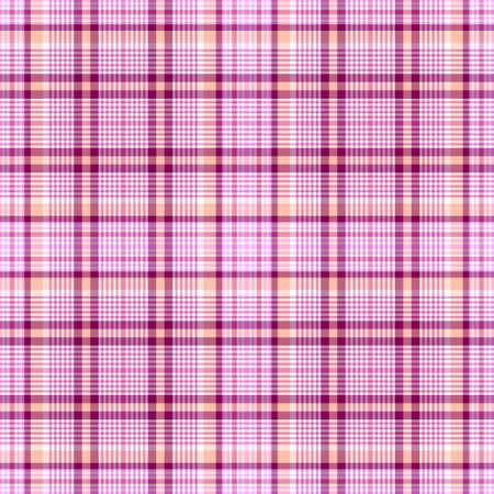 Gentle seamless pink-lilas cross pattern  Vector