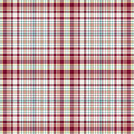 Seamless dark pink cross pattern  Vector