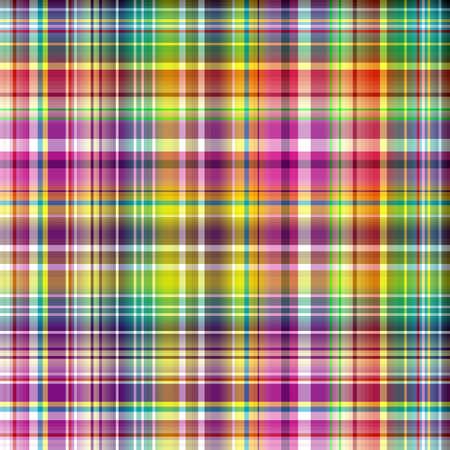 Seamless vivid rainbow checkered  pattern Stock Vector - 6511613