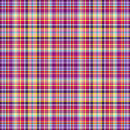 Motley checkered colorful pattern. A seamless structure (vector EPS 10) Vector