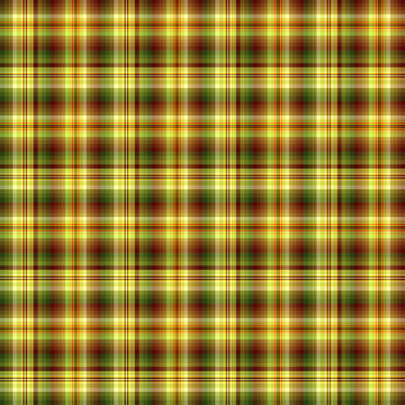 Green-brown checkered pattern. A seamless structure (vector EPS 10) Vector