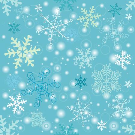 trabajo manual: Transparente el pastel patr�n de Navidad con copos de nieve handwork