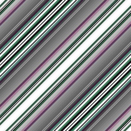 rayures diagonales: Mod�le de gris-vert-violet transparente avec des rayures diagonales Illustration