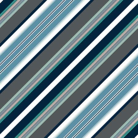 rayures diagonales: Patron de gris-bleu-blanc sans soudure � rayures diagonales