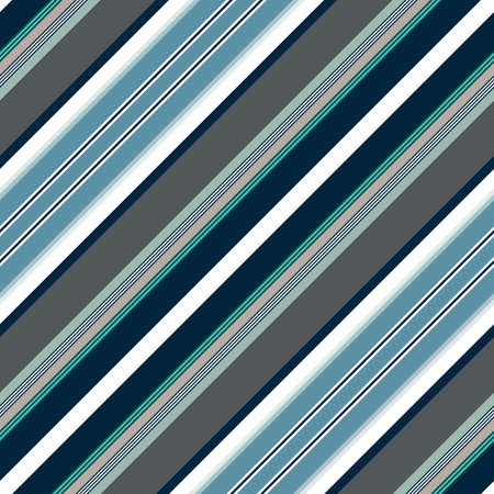 diagonal stripes: Seamless grey-blue-white pattern with diagonal stripes Illustration