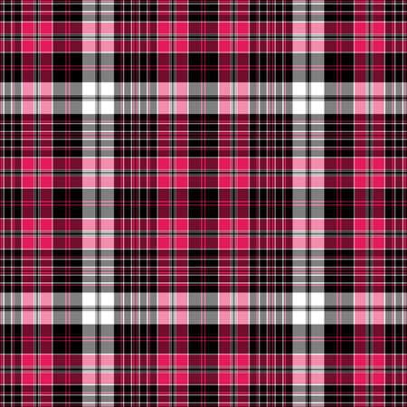 dark gray line: Transparente patr�n de cuadros de blanco-rojo-negro con l�neas finas (vectoriales EPS de 10)