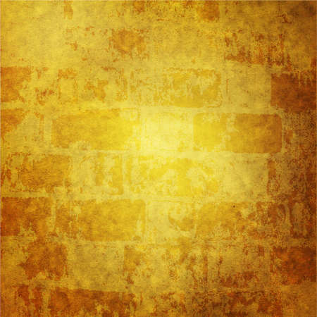 grange: Dark yellow grunge wallpaper with with space for the text